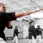 Driftwood Karate Weaponry
