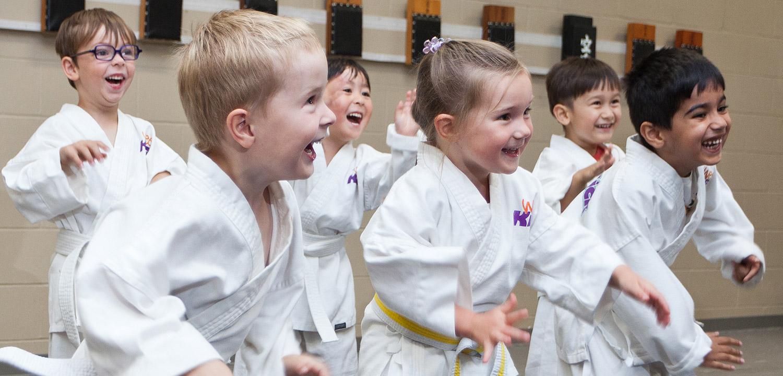 WeeKick Kinder Karate